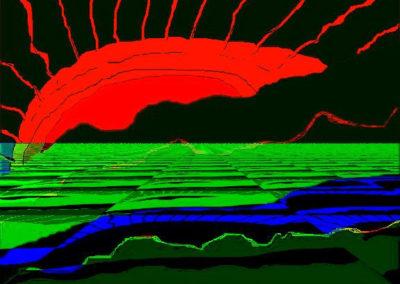 Sunset-Planar